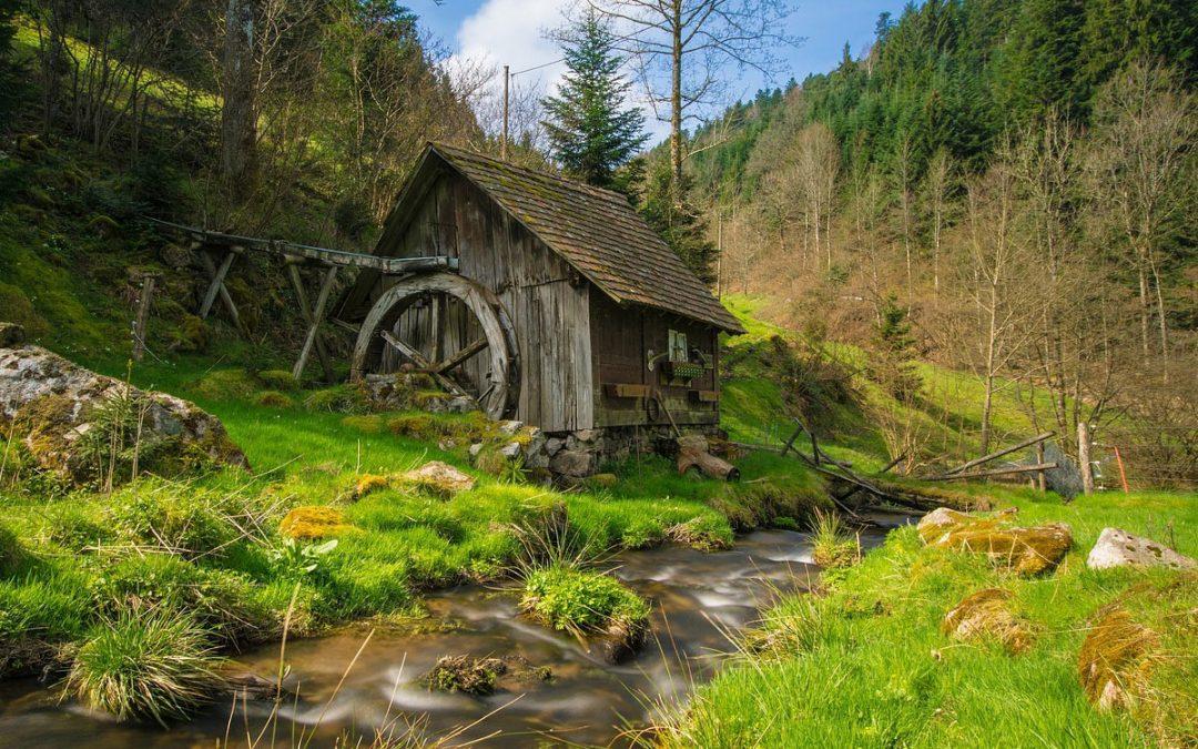 Wieso eigentlich klappert die Mühle?