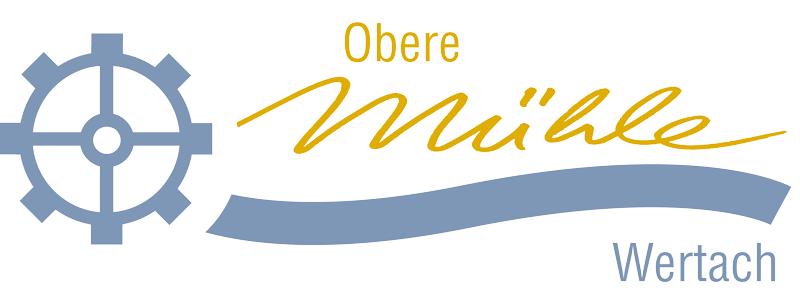 Logo Obere Mühle Wertach im Allgäu