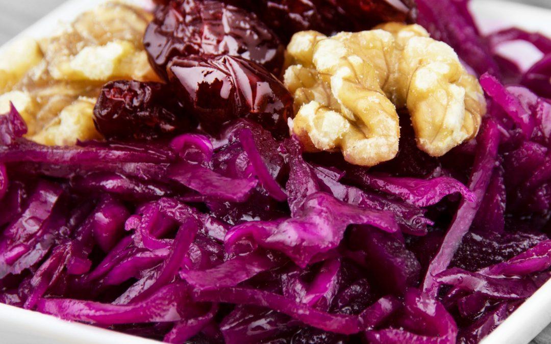 Blaukraut ist gesund – und lecker