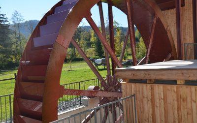 Mühlentag 2020: Wasser auf unsere Mühle(n)